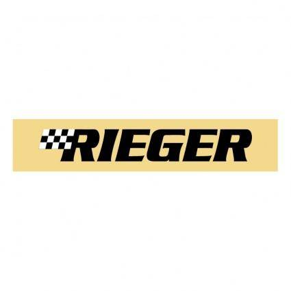 free vector Rieger