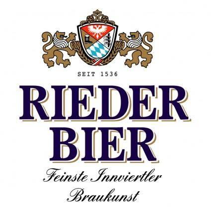 free vector Rieder bier 0
