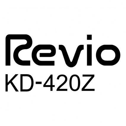 free vector Revio kd 420z