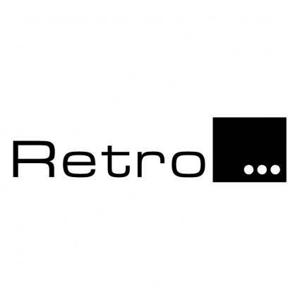 free vector Retro 0