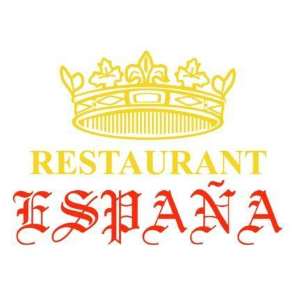 Restaurant espana