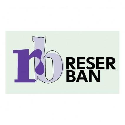 Reser ban