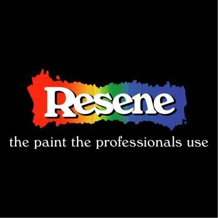 free vector Resene