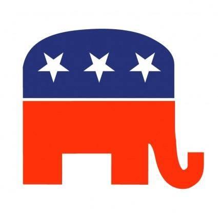free vector Republican 1