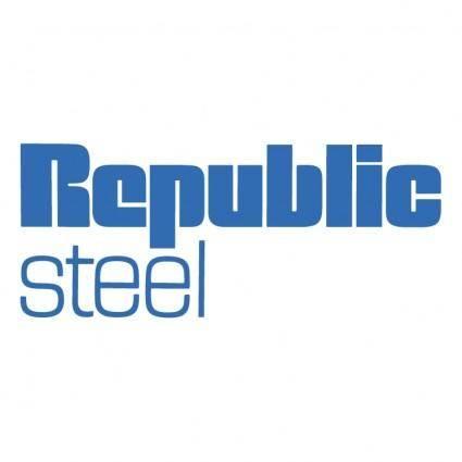 Republic steel 0