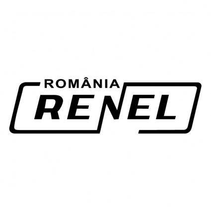free vector Renel romania