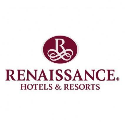 free vector Renaissance hotels resorts