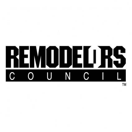 free vector Remodelors council