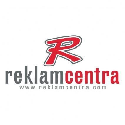 free vector Reklamcentra