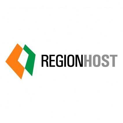 free vector Regionhost