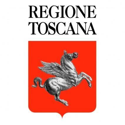 free vector Regione toscana