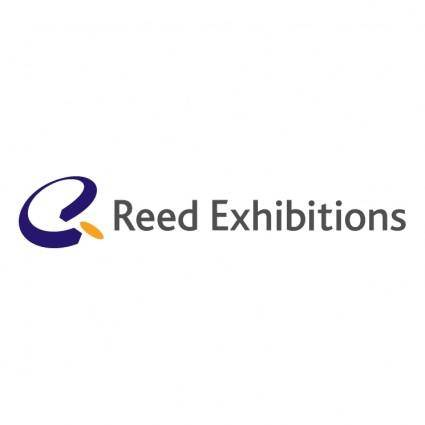 free vector Reed exhibitions