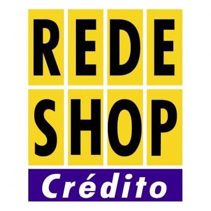 Rede shop credito