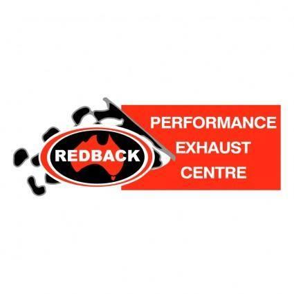 Redback exhaust