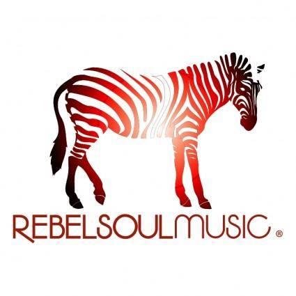 free vector Rebel soul music