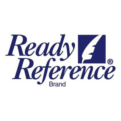 free vector Ready reference