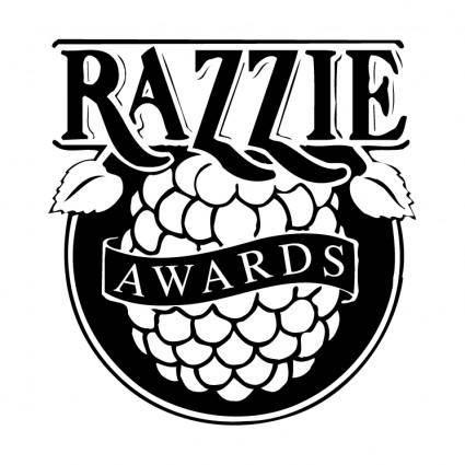 free vector Razzie awards