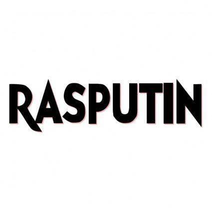free vector Rasputin