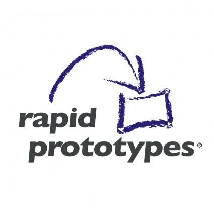 free vector Rapid prototypes