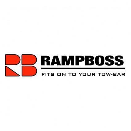 free vector Rampboss