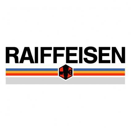 free vector Raiffeisen bank switzerland