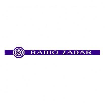 free vector Radio zadar