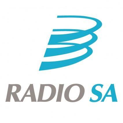free vector Radio sa