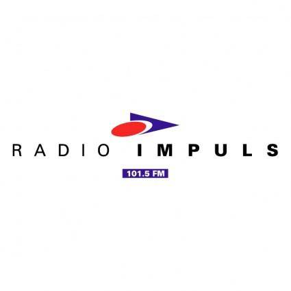 free vector Radio impuls
