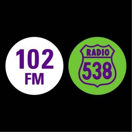 free vector Radio 538 5