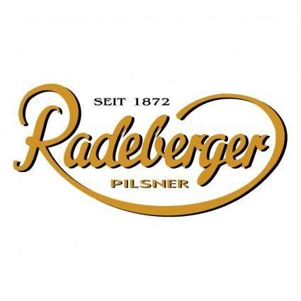 free vector Radeberger