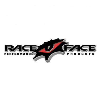 free vector Race face 1