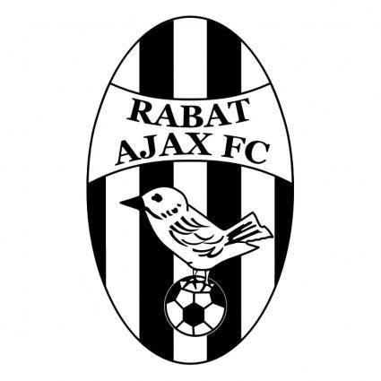 free vector Rabat ajax fc