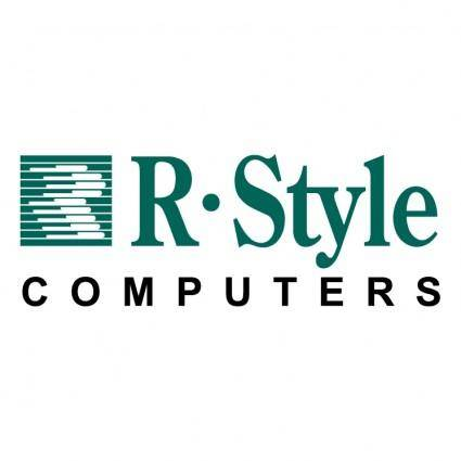 R style computers 0