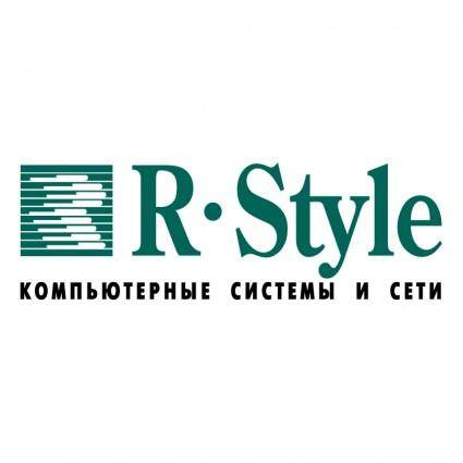 R style 2