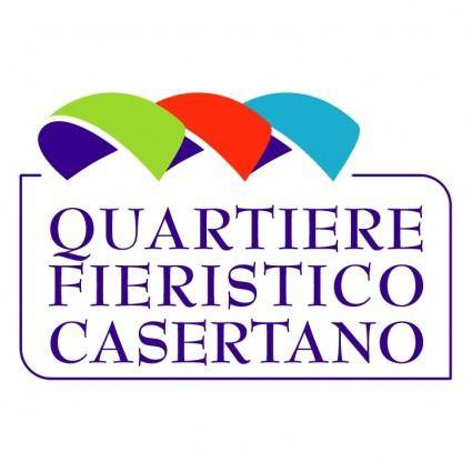 free vector Quartiere fieristico casertano