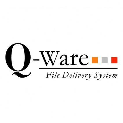 free vector Q ware file delivery system