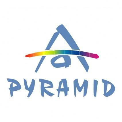 free vector Pyramida