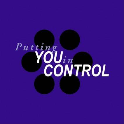 Putting you in control