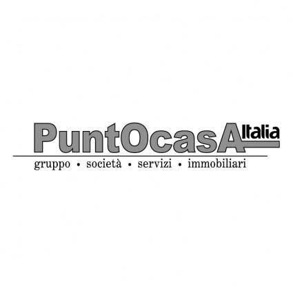 free vector Puntocasaitalia
