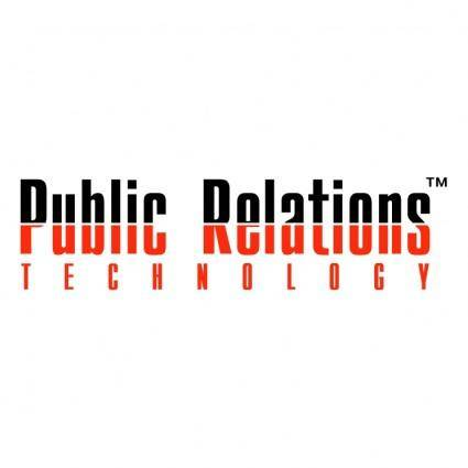 Public relations technology
