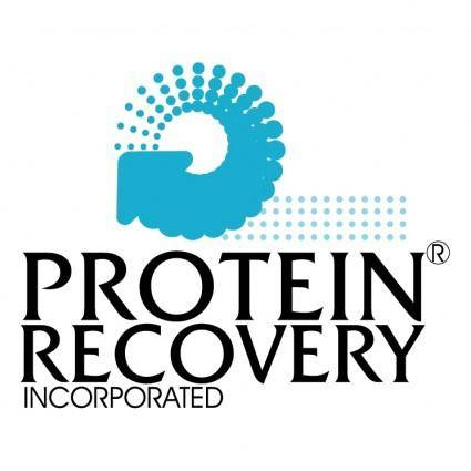 Protein recovery inc