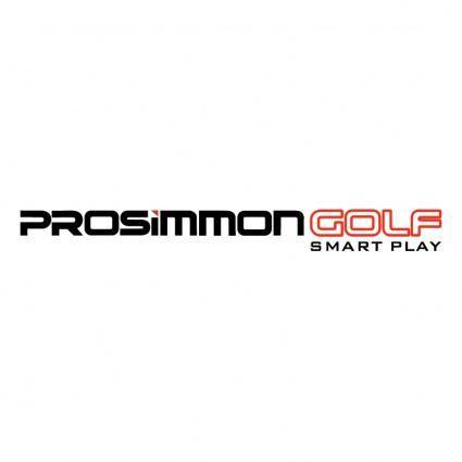 free vector Prosimmon golf