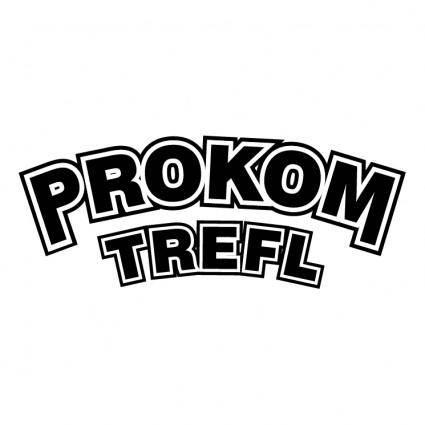 free vector Prokom trefl