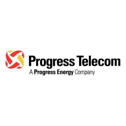 free vector Progress telecom