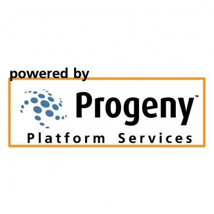Progeny platform services