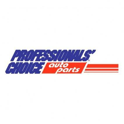 Professionals choice auto parts