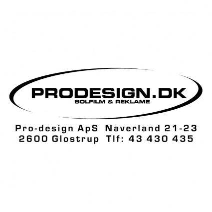 free vector Prodesign aps