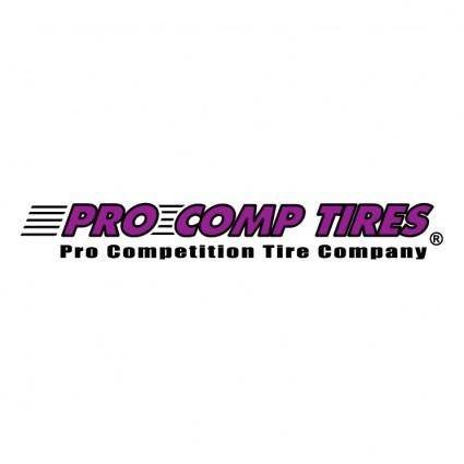 free vector Pro comp tires