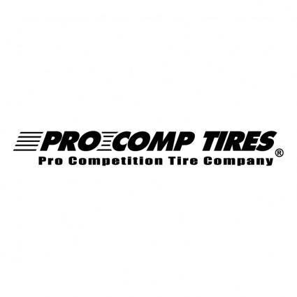 Pro comp tires 0