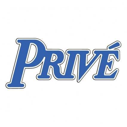 free vector Prive